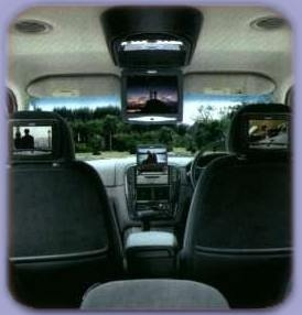 cinema in your car